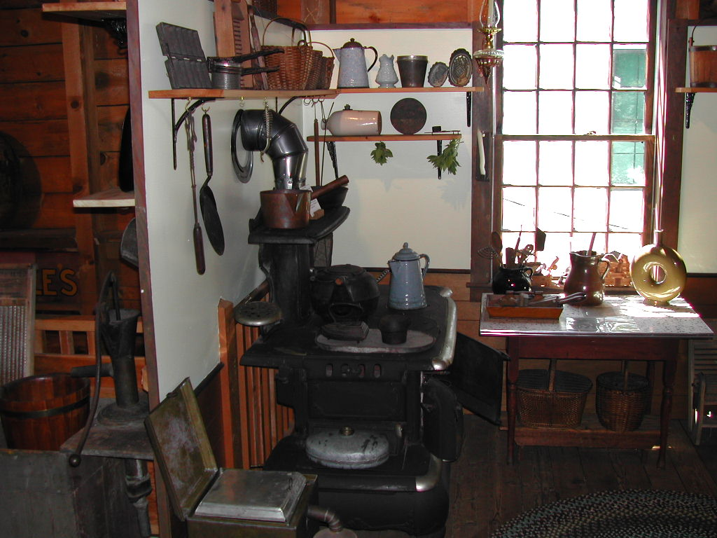Part 1 the housier cabinet 1890 s kitchen the vintage appliance forum - S kitchens ...