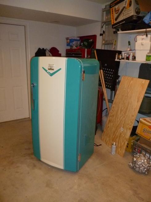 1952 Coldspot Refrigerator The Vintage Appliance Forum