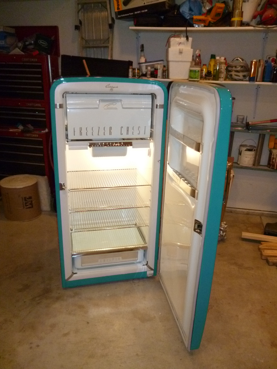 For Sale Restored 1952 Coldspot Refrigerator The